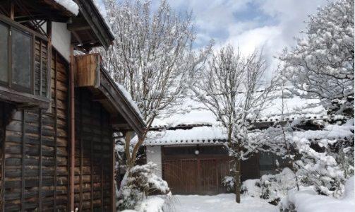 冬の佐渡島ってどんなの?雪はどれくらい降る?