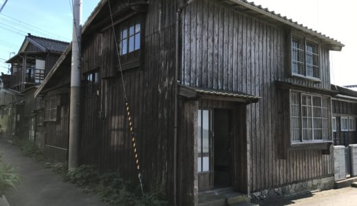 [相川-053]まちなみ保存地区に住む佐渡暮らし