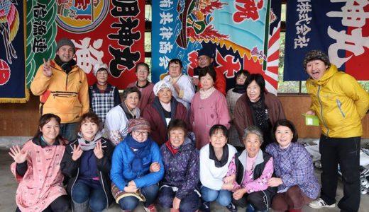佐渡先っちょ 鷲崎寒ブリ大漁祭りボランティアの会レポート!