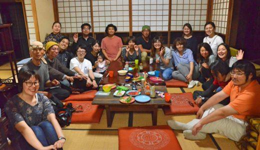 夏の交流会「初夏の出会いを楽しもう!」を開催しました。