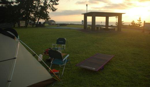 【佐渡島のキャンプ場】無料で使えるおすすめのキャンプ場