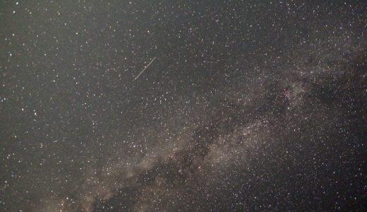 佐渡島の夏の星空★